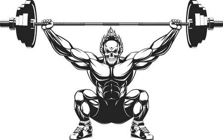 1,466 Crossfit Training Stock Vector Illustration And Royalty Free.