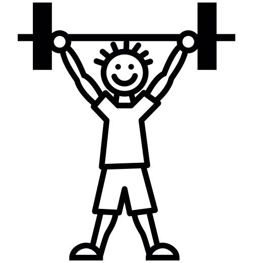 Crossfit Clipart (103+ images in Collection) Page 2.