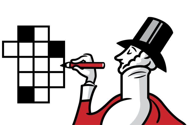 Clipart crossword puzzle » Clipart Station.