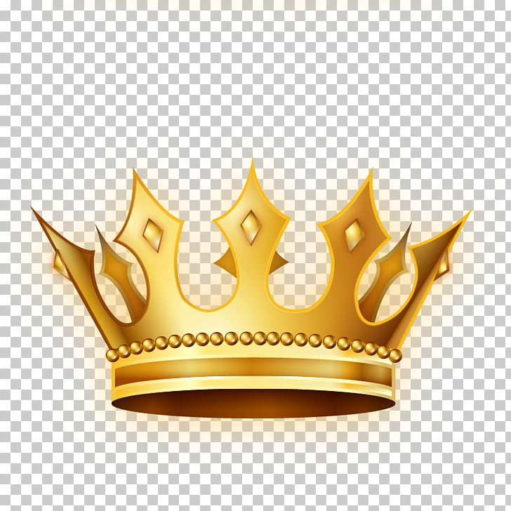 Crown , Golden Crown, gold crown PNG clipart.