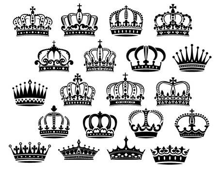 33,680 Queen Crown Stock Vector Illustration And Royalty Free Queen.