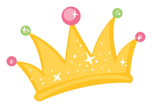 Free Clipart Crowns For Princess.