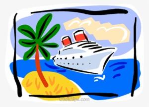 Cruise Ship Clip Art PNG, Transparent Cruise Ship Clip Art PNG Image.