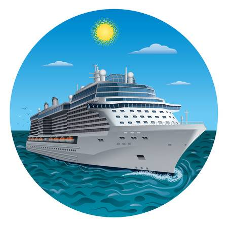 45,540 Cruise Ship Cliparts, Stock Vector And Royalty Free Cruise.