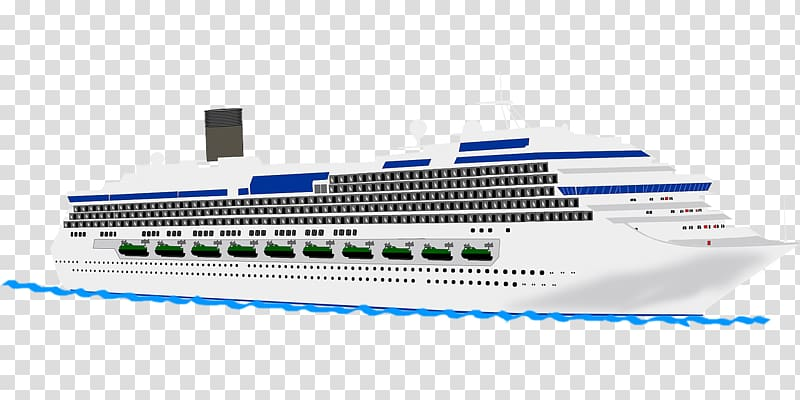 Cruise ship Cruising Boat , Cruise ships transparent background PNG.