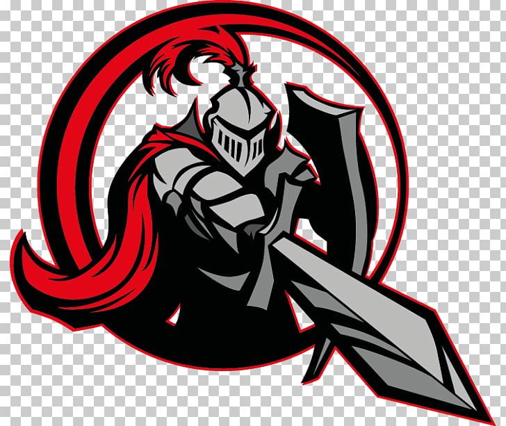 Crusades Knight Logo, Knight PNG clipart.