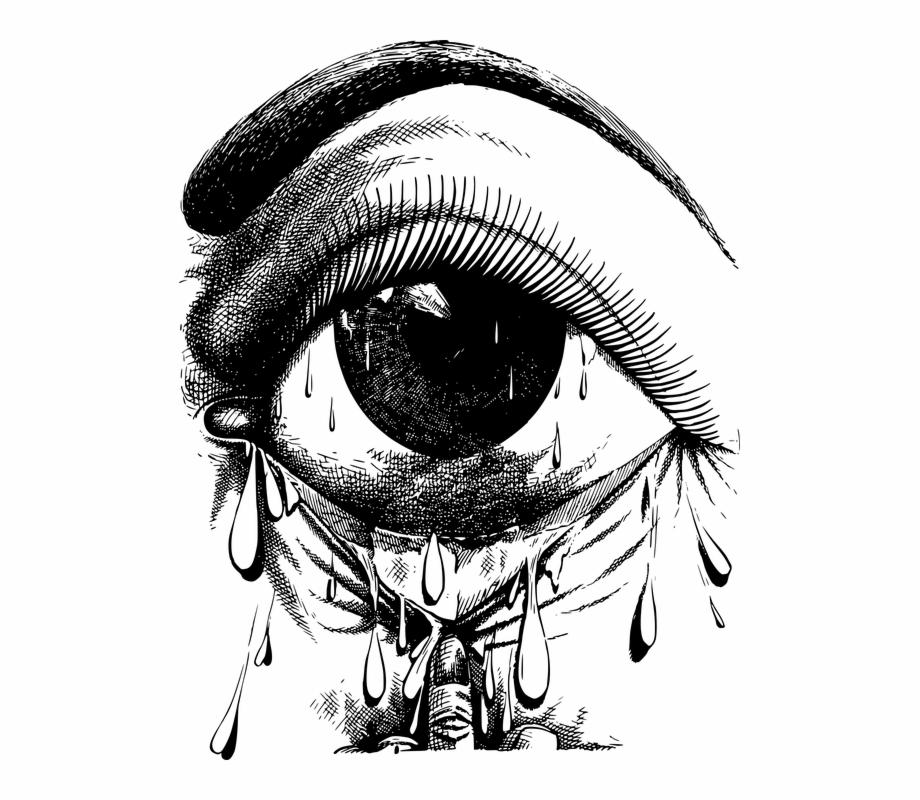 Allergy, Art, Crying, Drawing, Eye, Eyeball, Finger.