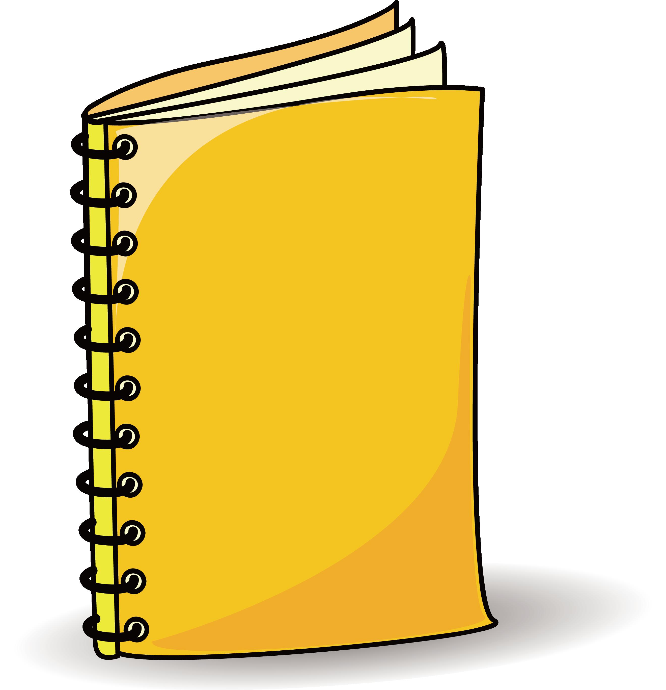 Notepad clipart cuaderno, Notepad cuaderno Transparent FREE for.