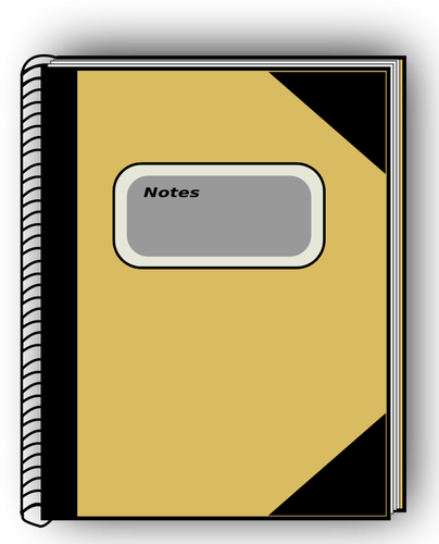 Dibujo Cuaderno Png Vector, Clipart, PSD.