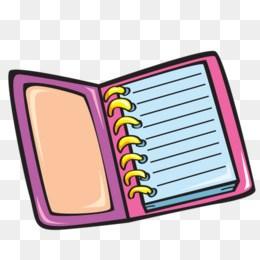 Cuaderno clipart 2 » Clipart Portal.