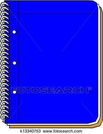 Cuaderno clipart 1 » Clipart Portal.