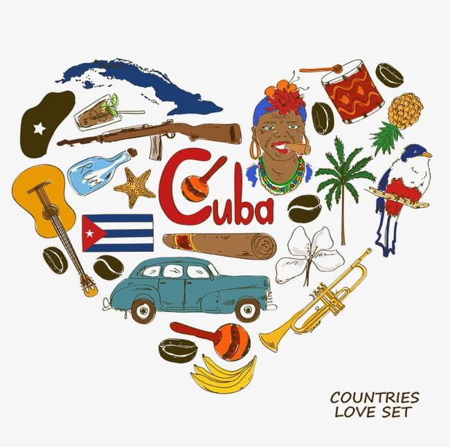 Cuba Element PNG, Clipart, Car, Cuba Clipart, Cuba Clipart.