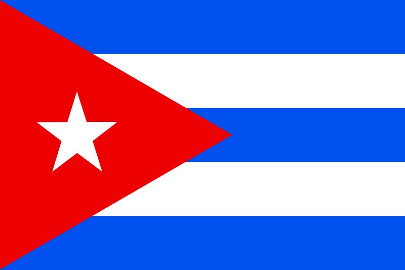 Free Clipart: Cuba.