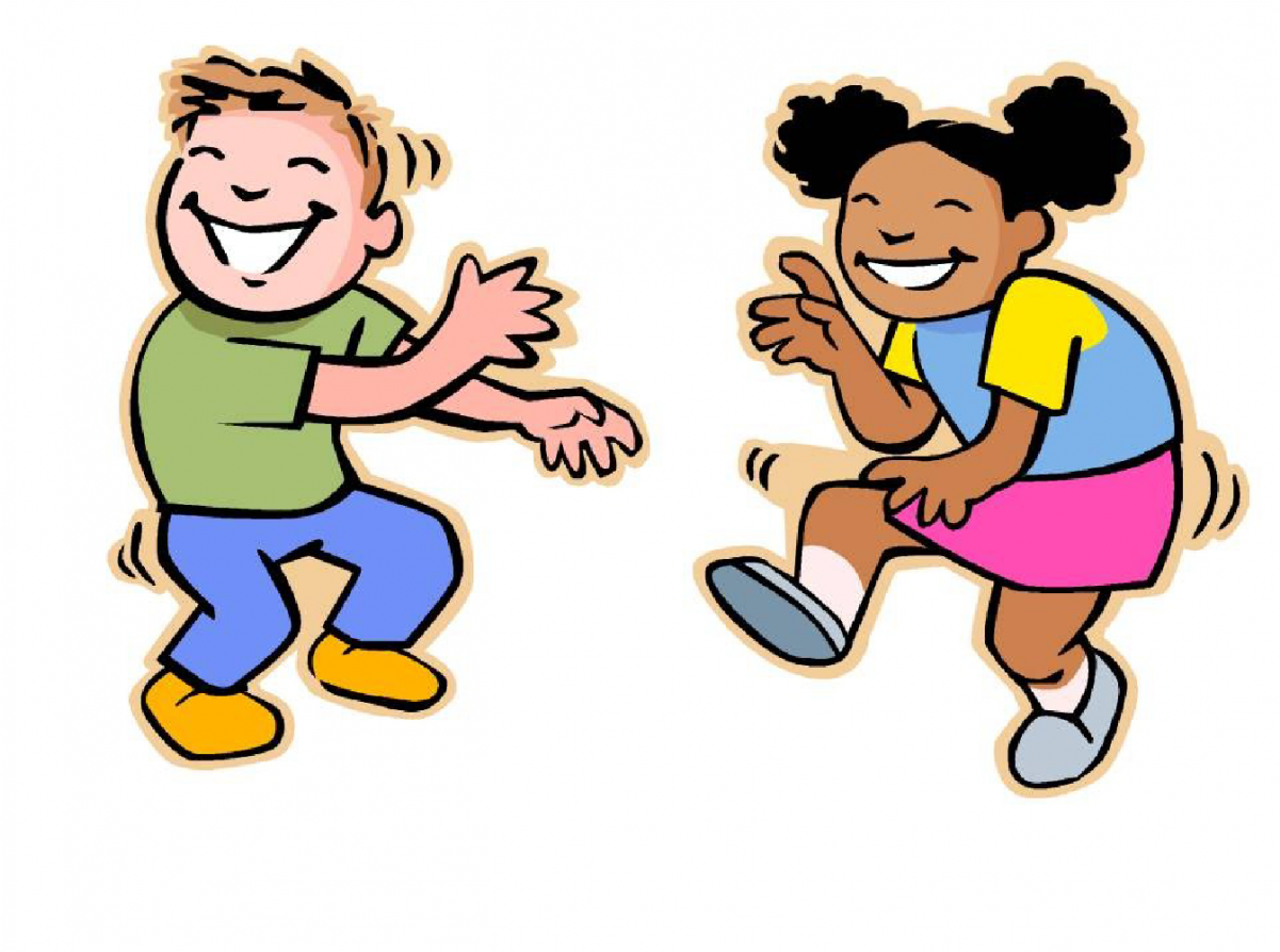 Children Dancing Clipart Png Children Dance Show Magicday.