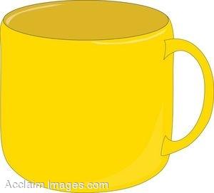 Cup Clipart clip art.
