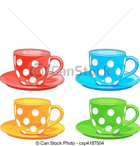 Teacup Clipart and Stock Illustrations. 6,869 Teacup vector EPS.