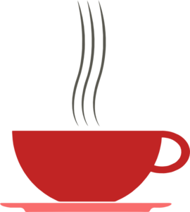 Clipart Coffee Cup And Saucer.