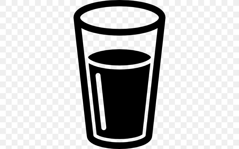 Glass Cup Drinking Water Clip Art, PNG, 512x512px, Glass.