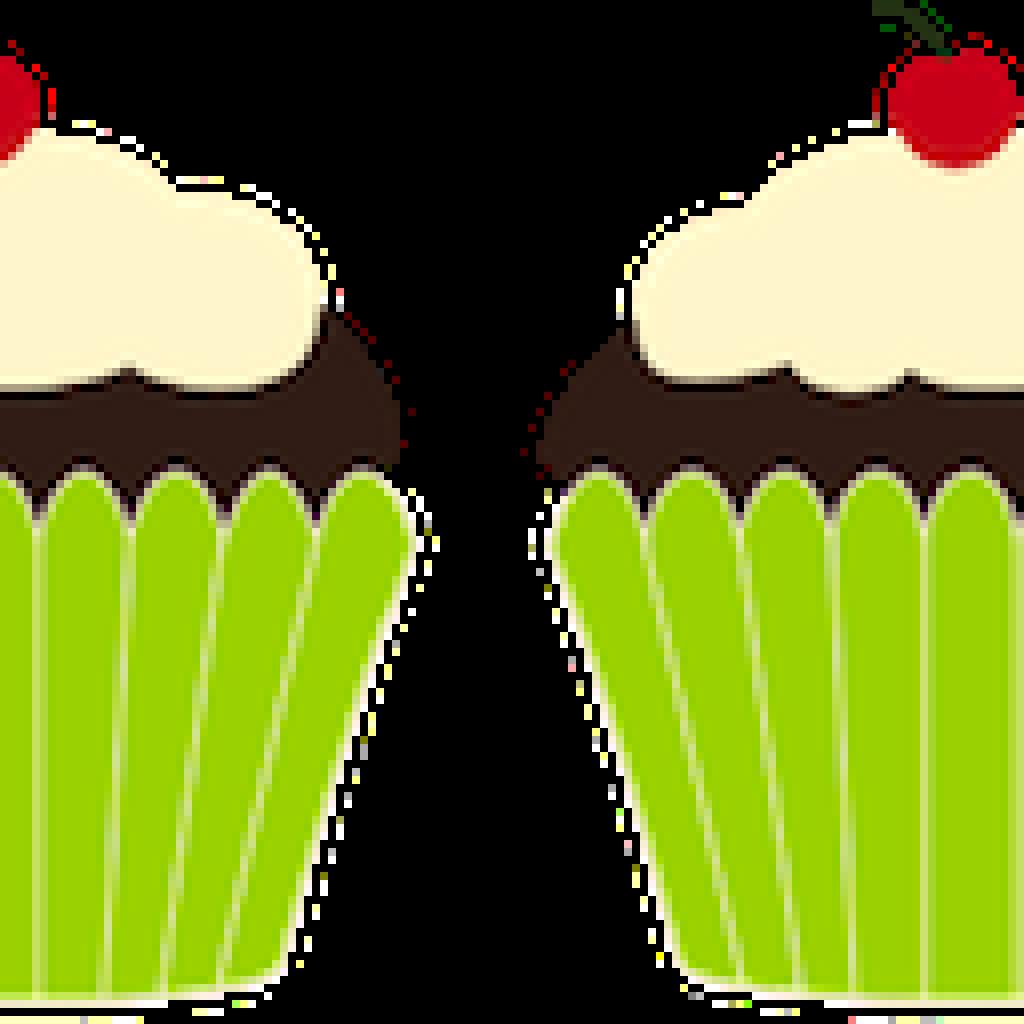 Cupcake clipart boarder, Cupcake boarder Transparent FREE.