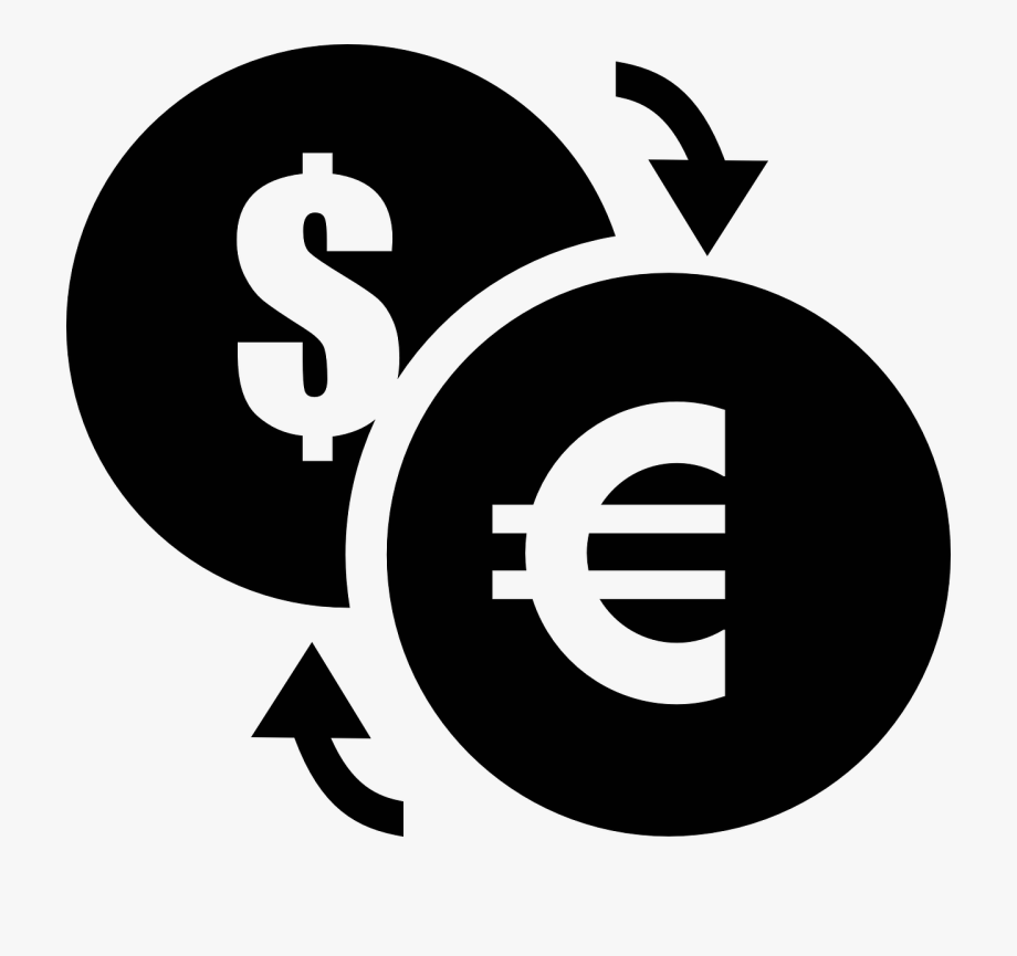 Currency Dollar Euro Exchange Rate Money Finance.