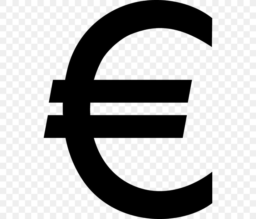 Euro Sign Currency Symbol Clip Art, PNG, 540x700px, Euro.