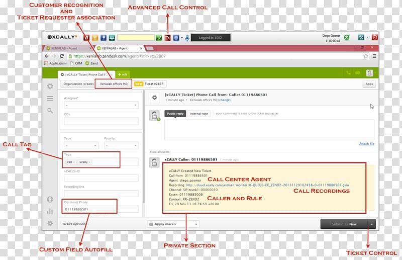 Computer program Zendesk Computer Software Form Application.