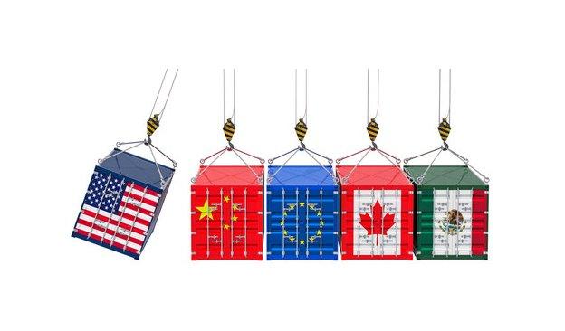 Avoiding Tariffs in a Trade War.