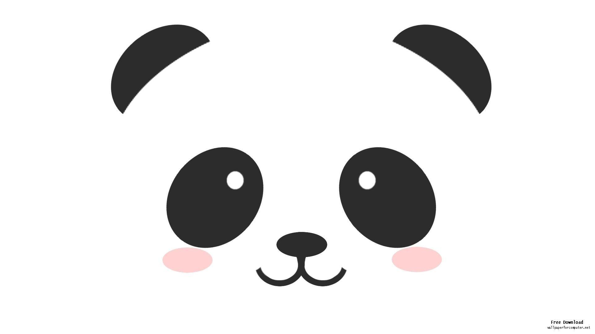 Cute panda clipart clipartion com 2.