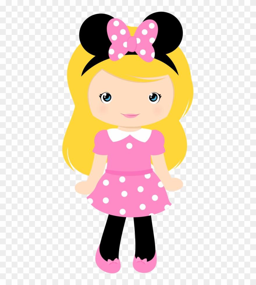 Girl Clipart, Cute Clipart, Disney Clipart, Felt Dolls.
