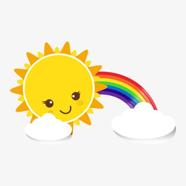 Cute Sun, Sun Clipart, Cute Clipart, Lovely PNG Transparent Image.