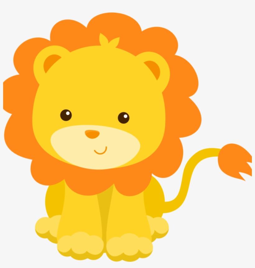 Cartoon Lion Clipart Cute Borders Vectors Limited Nice 12.