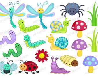 Bug clipart cute, Bug cute Transparent FREE for download on.