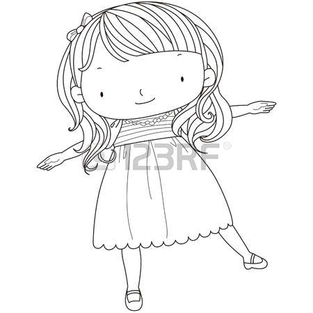 27,863 Cute Teen Girl Stock Vector Illustration And Royalty Free.