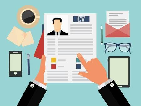 16,623 Resume Stock Illustrations, Cliparts And Royalty Free Resume.