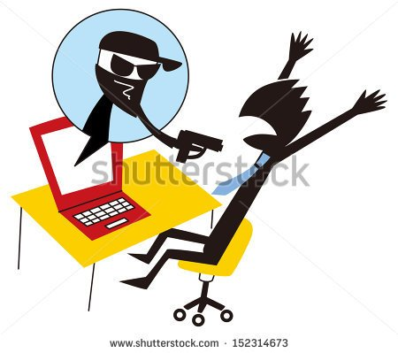 Cyber Law Clipart.