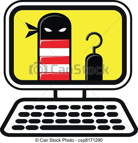 Cyber crime Illustrations and Clipart. 7,547 Cyber crime royalty.
