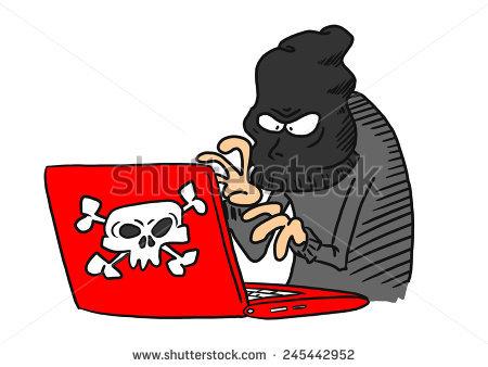 Cyber Criminal Stock Photos, Royalty.