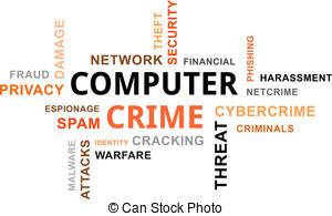 Clipart Cyber Crime.