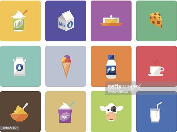 60 Top Dairy Product Stock Illustrations, Clip art, Cartoons.
