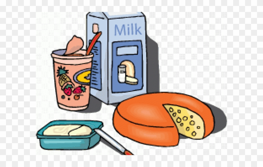 Dairy Products Clipart (#1957464).