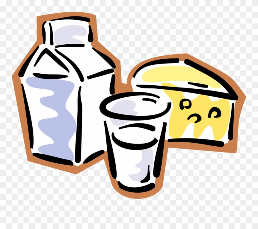 Dairy Clipart Dairy Food.