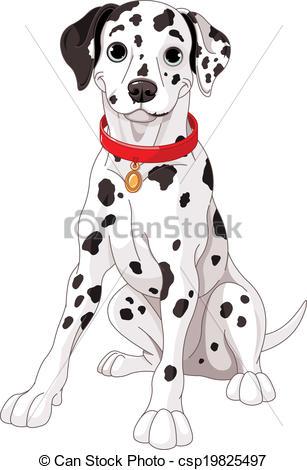 Dalmatian Clip Art and Stock Illustrations. 2,318 Dalmatian EPS.