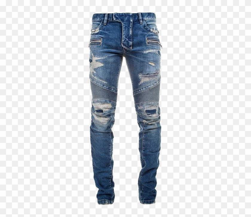 Damage Jeans Png Download.