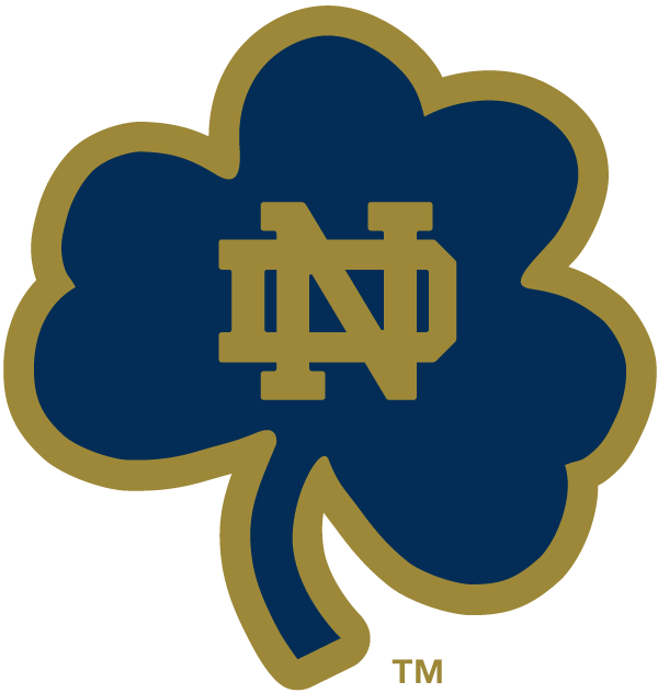Notre Dame Football Clip Art in notre dame football clipart.