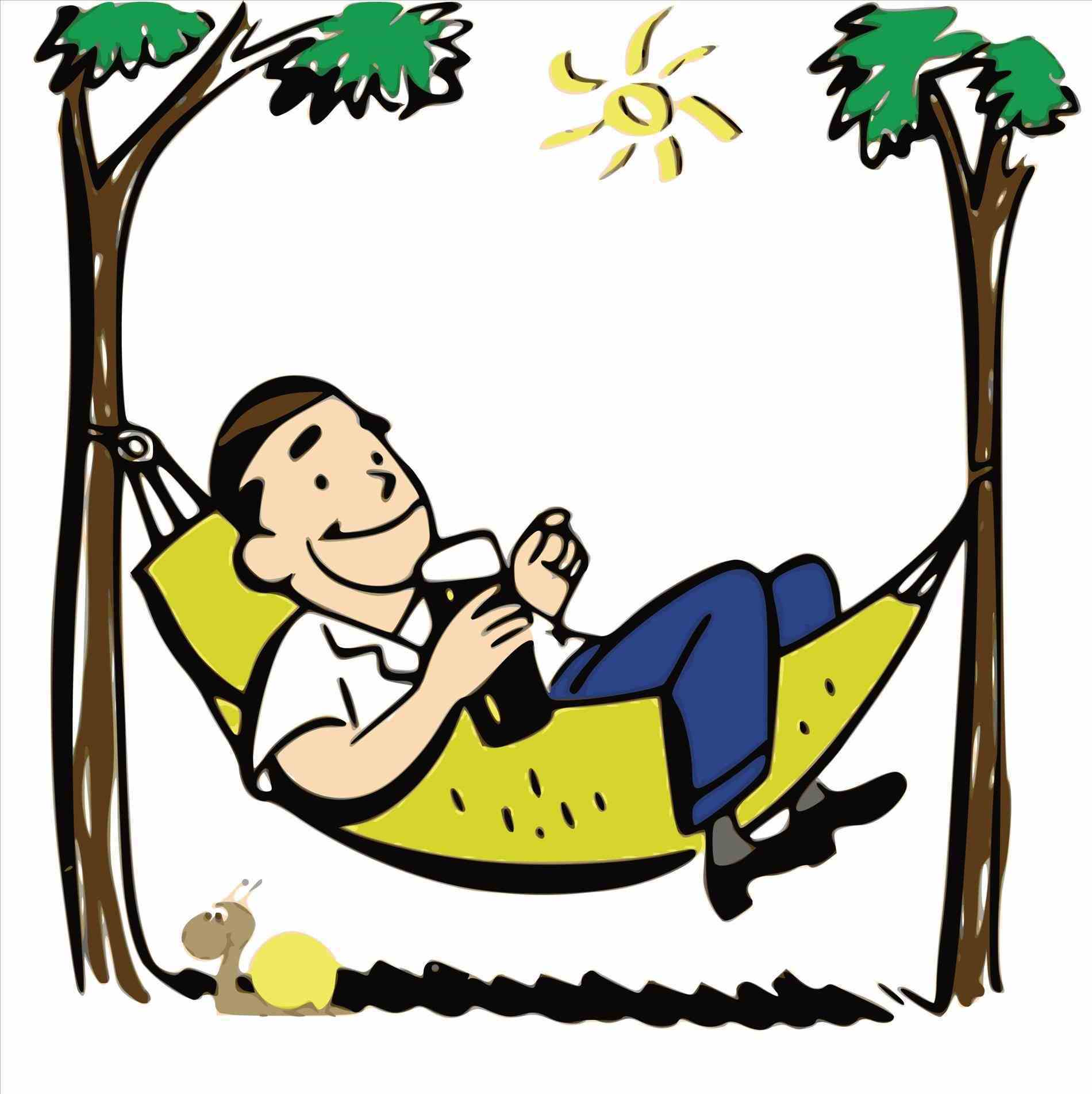 Relaxed clipart clipart images gallery for free download.