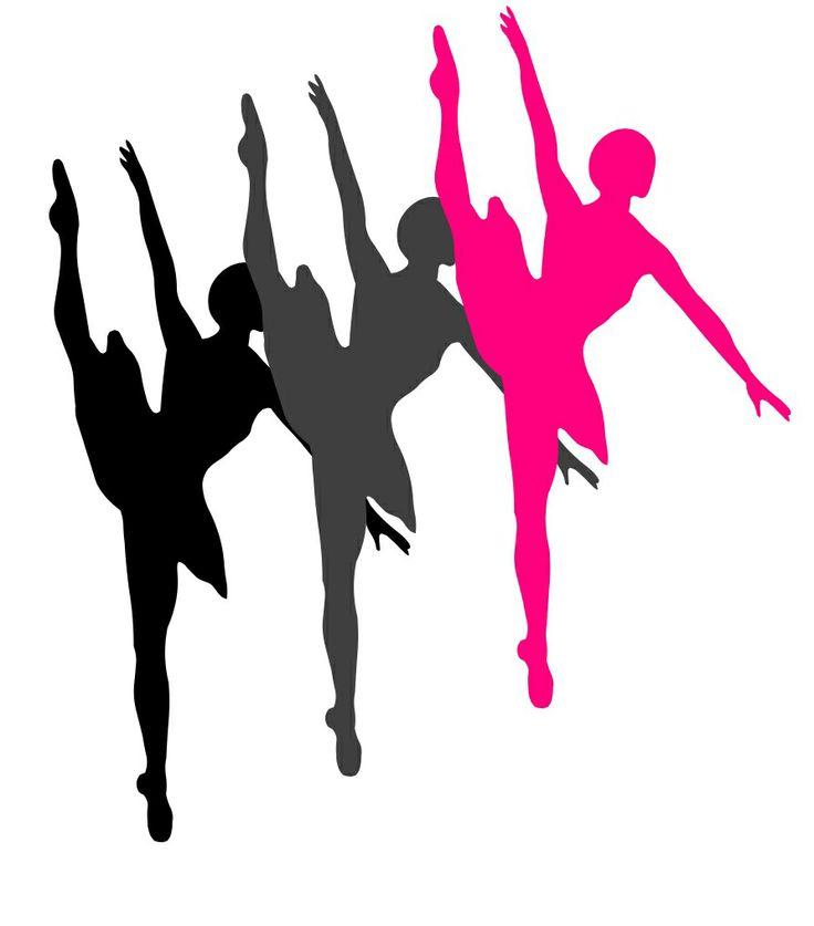 Dance Class Clip Art.