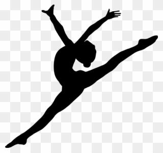 Free PNG Ballet Dancer Silhouette Clip Art Download.