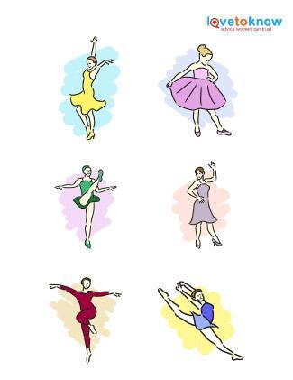 Free Dance Clip Art.