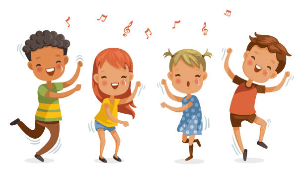 Best Boy Dancing Illustrations, Royalty.