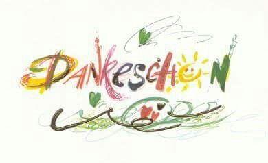 Clipart Dankeschon.
